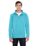 1580 Comfort Colors Adult Quarter-Zip Sweatshirt