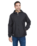5335 Dri Duck Adult Torrent Softshell Hooded Jacket