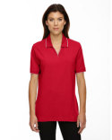 75009 Extreme Ladies' Cotton Jersey Polo