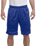 8731 Champion Adult 3.7 oz. Mesh Short