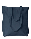 8861 UltraClub by Liberty Bags Susan Canvas Tote