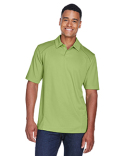 88632 Ash City - North End Men's Recycled Polyester Performance Piqué Polo