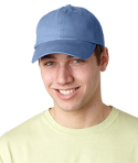 ACEB101 Adams Brushed Cotton Six-Panel Twill Cap