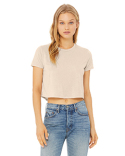 B8882 Bella + Canvas Ladies' Flowy Cropped T-Shirt