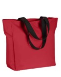 BE080 BAGedge Polyester Zip Tote