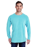 C1536 Comfort Colors Adult French Terry Crew With Pocket