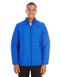 CE700 Ash City - Core 365 Men's Prevail Packable Puffer Jacket