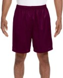 N5293 A4 Adult Seven Inch Inseam Mesh Short